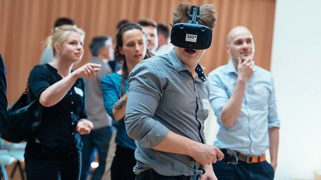 1. Virtual Reality Conference in Magdeburg, Sachsen Anhalt