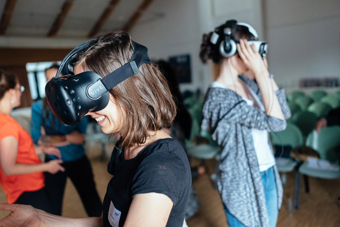 1. Virtual Reality Conferenz in Magdeburg, Sachsen Anhalt